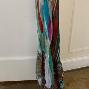 Scarf of colors Anthropologie
